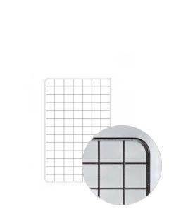 Netgrind (80 x 100 cm.) - Svort