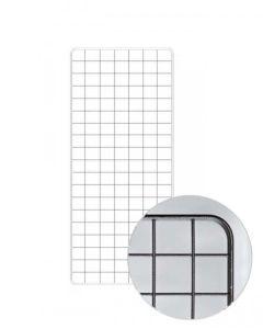 Netgrind (80 x 200 cm.) - Svört